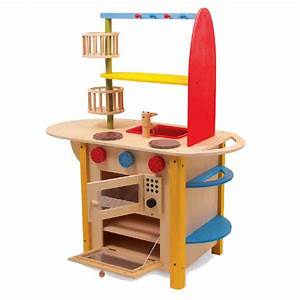 Küche Für Kinder : legler 1155 holz k che f r kinder all in one deluxe ~ Michelbontemps.com Haus und Dekorationen