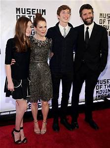 Julianne Moore opens up about raising teenage son and ...