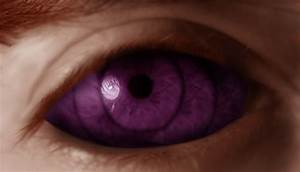 Rinnegan Contact Lens Cake Ideas and Designs
