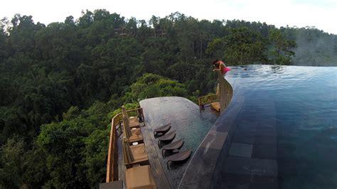 infinity pool   hanging gardens bali resort spa ubud