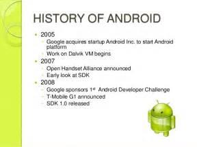 android operating system android operating system by udayan thakurdesai