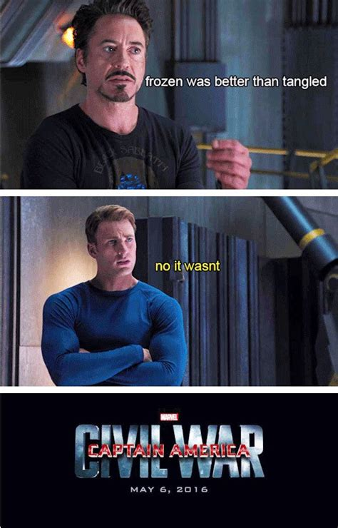 Civil War Memes - the best of the captain america civil war meme