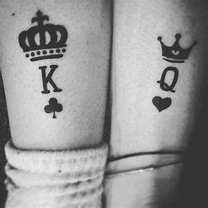 The 25 Best King Queen Ideas On Pinterest King Queen Tattoo Queen