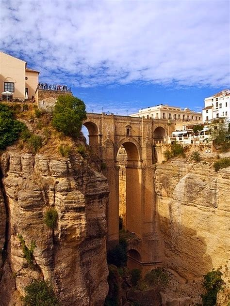 The Nicest Pictures Ronda Spain