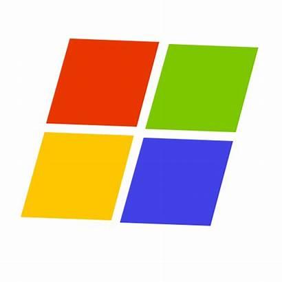 Windows Microsoft Icon Logos Xp Clip Os