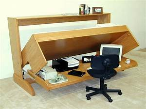 Bedroom : Murphy Bed Desk Plans - Tips Before Building A