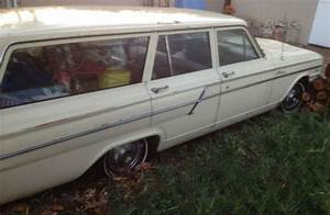 Sell Used 1964 Ford Fairlane Ranch Wagon Original 260 V8 2