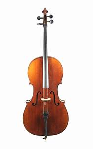 Antique French 3  4 Cello By J T L   Approx  1880