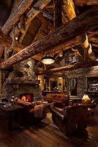 beautiful log home interiors cozy cabin decor pictures photos and images for and