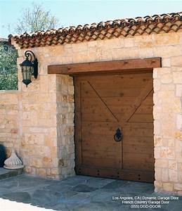 french country style garage doors architectural designs With country style garage doors