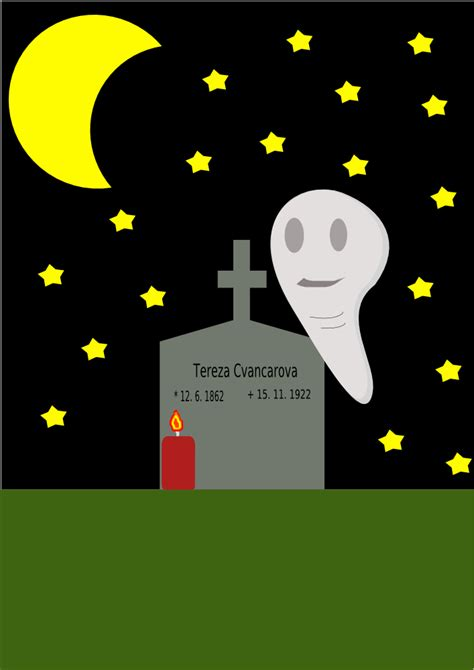 Halloween Ghost Clipart