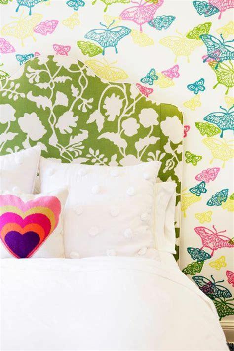 d馗oration papillon chambre fille 26 idées pour déco chambre ado fille