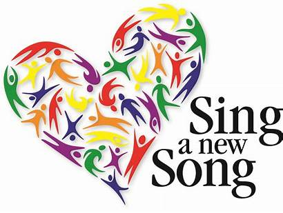 Sing Song Lord Singing Clipart Psalms Unto