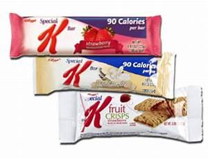 Kellogg's Special K & Zone Bars - Custom Candy Express