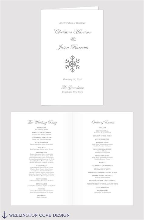 8 best ceremony programs by wcd images on wedding ceremony programs receptions and