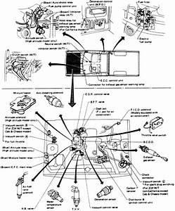 I Need A Diagram For The Vacuum Lines On A 1986 4cylinder Nissan King Cab Pick