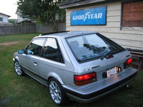 Hughjears 1987 Mazda 323 Specs, Photos, Modification Info