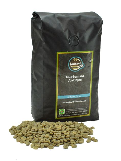 Coffee being natural processed at a farm in honduras. Fairland Coffee, Guatemala Antigua Honey Process Green ...