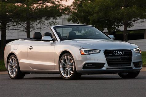 convertible audi used used 2016 audi a5 convertible pricing for sale edmunds