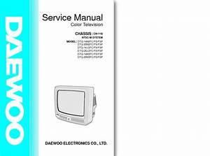 Diagrama  Manual Daewoo