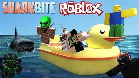 unicorn paddle boat sharkbite roblox youtube