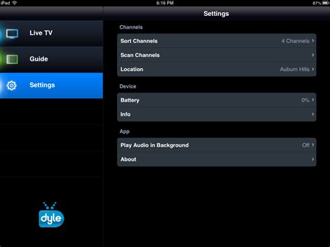 top channel tv mobile mobile digital tv black for iphone