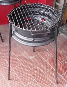 Grill Selber Bauen Einfach : einen einfachen grill selber bauen aus autofelge ~ Whattoseeinmadrid.com Haus und Dekorationen