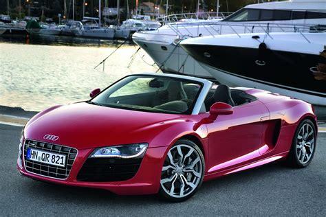Audi Confirms R8 Spyder With 42 Liter V8 Us Sales