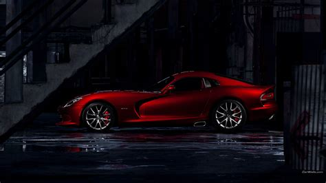 Dodge Viper, Srt Viper, Coupe, American Cars Wallpapers Hd