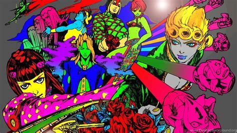 Jojo Bizarre Adventure Hd Wallpapers 78 Background Pictures