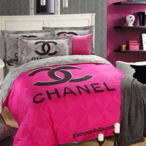chanel themed bedroom decor my bag home accessory bedding bedroom chanel inspired
