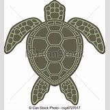 Hawaiian Sea Turtle Clipart   432 x 470 jpeg 30kB