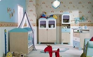 Farben Für Babyzimmer : babyzimmer junge 29 originelle ideen ~ Markanthonyermac.com Haus und Dekorationen