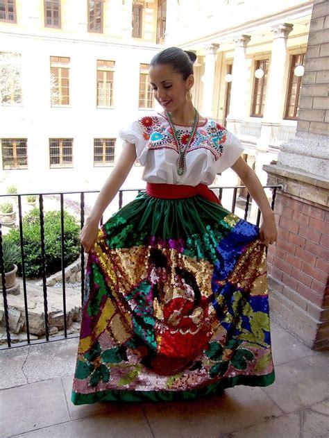 Puebla Trajes Típicos Mexicanos Pinterest