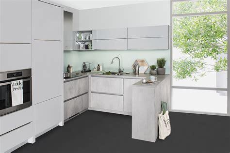 cuisine effet beton une cuisine sur mesure version béton batirenover