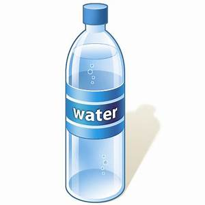 water-bottle-clip-art | Happy Fan Chat