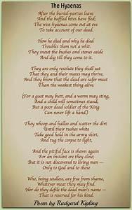 Rudyard, Kipling, Poems