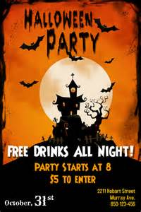 Free Halloween Dance Flyer Templates by Postermywall Halloween Flyers