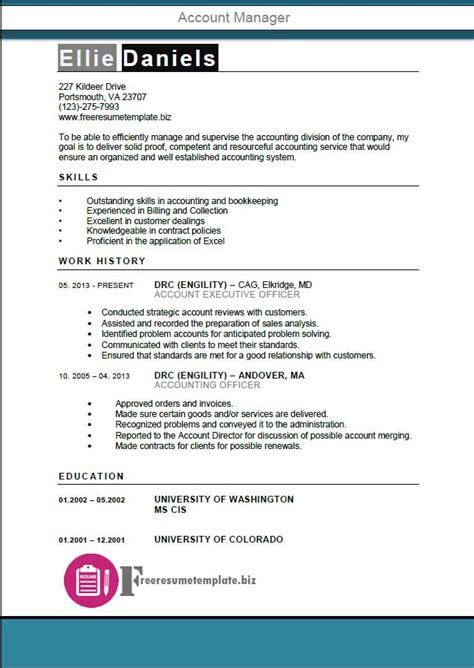 Resume Writing Services San Francisco by Chameleon Resumes Executive Resume Writing Service Ebook