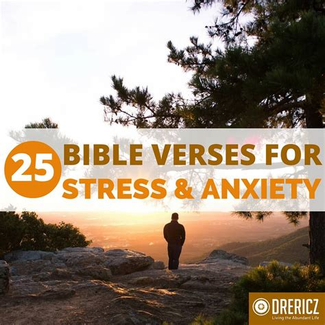 bible verses  stress worry  anxiety
