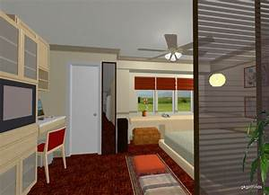 Condominium layout geek girl adventures for Example interior design for small condo unit