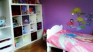 decoration chambre fille de 4 ans With delightful idee decoration jardin exterieur 10 idee deco chambre fille princesse