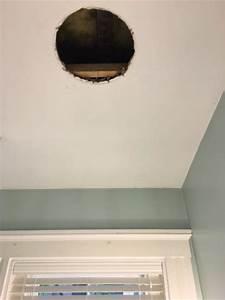 Bathroom Fan Not Venting To Outside