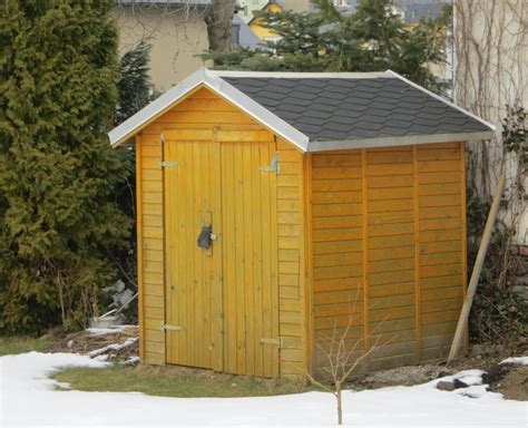 Kleine Gartenhäuser Oder Gerätehäuser Aus Holz