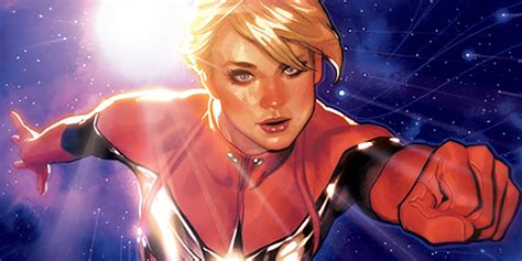 Captain Marvel Things You Need To Know About Carol Danvers