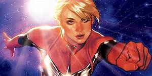 Captain Marvel: Things You Need To Know About Carol Danvers