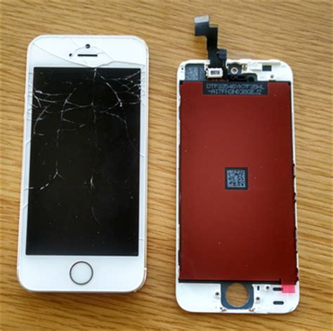 replace iphone 5 screen can an ordinary joe replace a busted iphone screen cnet