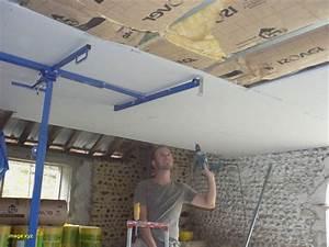 Isoler Plafond Sous Sol : isolation 1 euro ~ Nature-et-papiers.com Idées de Décoration