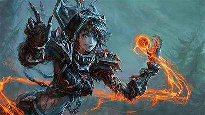 Warcraft Undead Desktop Wallpapers Backgrounds