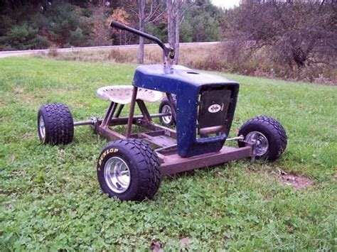 Slicks Garage Lawn Mower Engine by Kubota Supermodified Arma Fxt Uslmra Racing